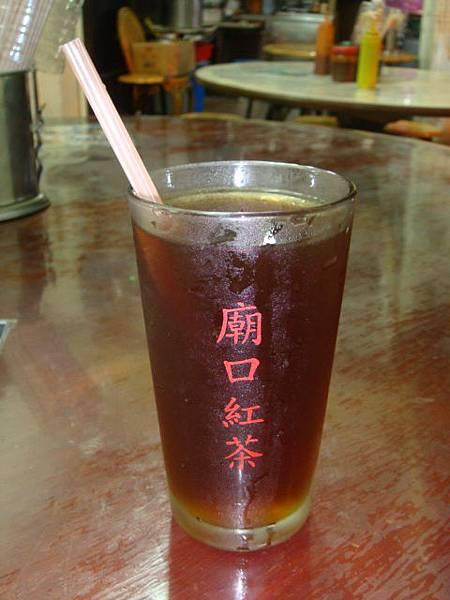 花蓮人氣小吃--廟口紅茶