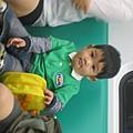 捷運上遇到的Q小孩