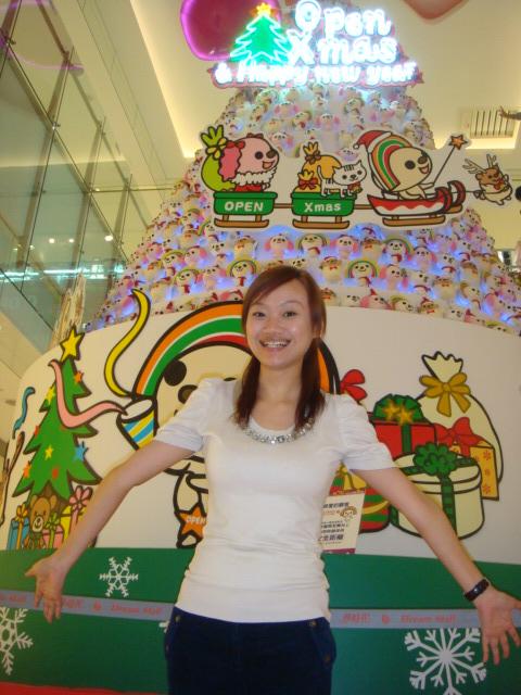 OPEN將聖誕樹