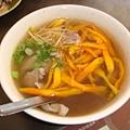 老東台米苔目--金針肝連湯