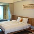 鹿鳴溫泉酒店--我的房間
