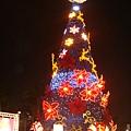 2008年全台灣最大的聖誕樹