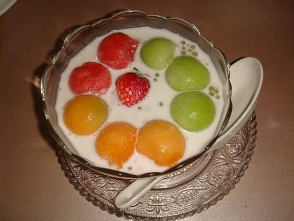 [糖朝]--鮮果西米露