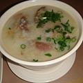 [糖朝]--黃沙豬肝牛肉粥