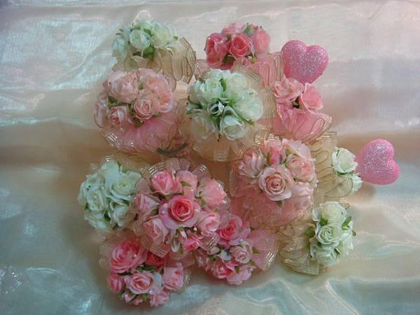 花團錦簇就是這樣!!
