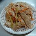 楊記餡餅粥--小菜豆皮