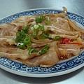 楊記餡餅粥--小菜豬耳朵
