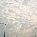 今天的天空很美