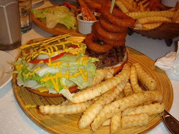[MOJAVA]--美式牛肉大漢堡