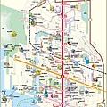 捷運導覽地圖