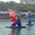 2009愛河燈會--世運寶寶