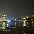 2009愛河燈會的夜景
