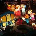2009愛河燈會--捷運主題花燈