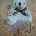 [小熊花束]--棒棒糖的口味我不愛!!