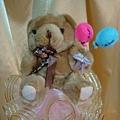 [小熊花束]--甜蜜氣球熊熊