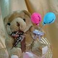 [小熊花束]--我有氣球NE~~~