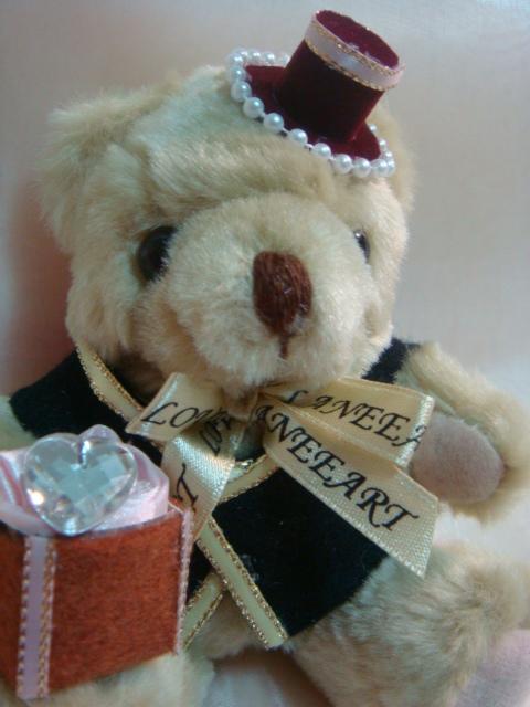 [婚禮小熊]--金邊黑西裝很貴氣