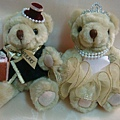[婚禮小熊]--祝福我們吧!!