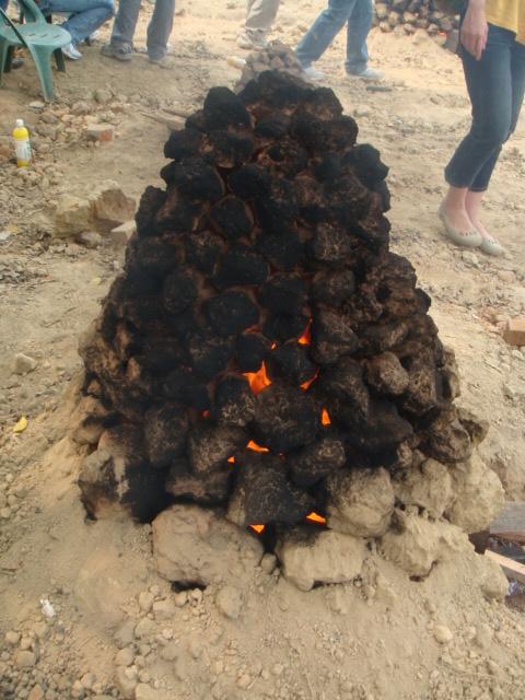 燒到黑嘛嘛!!好啦~~