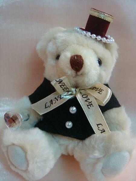 [婚禮小熊]--少不了的求婚戒指