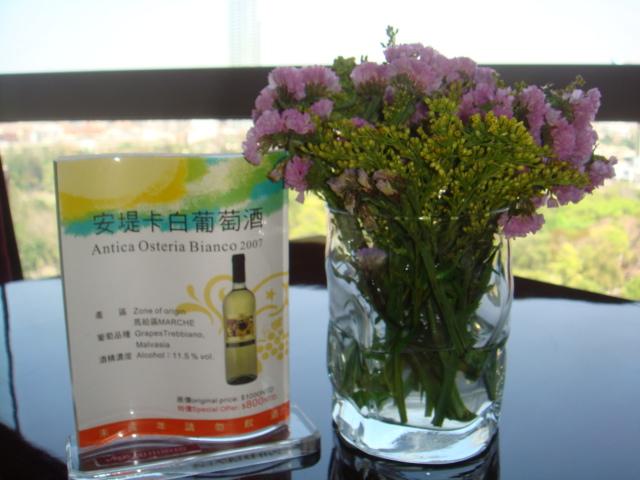 我愛桌上的小花!!