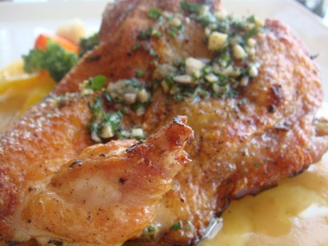 雞皮金黃酥脆