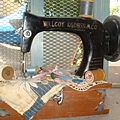 [HANA]--我很愛縫紉機
