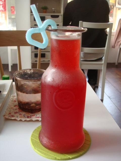 """[HANA]--我的飲料""""玫瑰夢幻"""""""