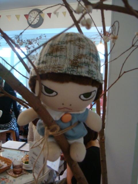 [HANA]--這個娃娃很詭異