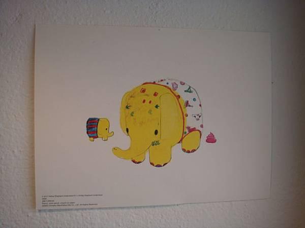 [HANA]--可愛的大象出現