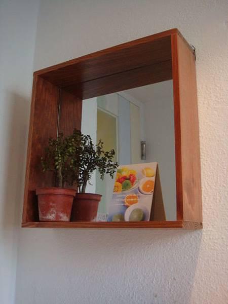 [HANA]--洗手間的鏡子