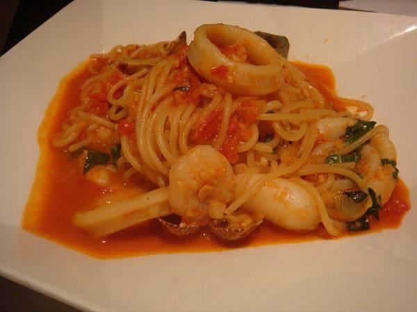 [MR.J]--西西里海鮮義大利麵