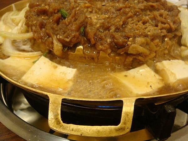 [高麗棒]--銅盤溫度超高,湯很怪就滾了!!