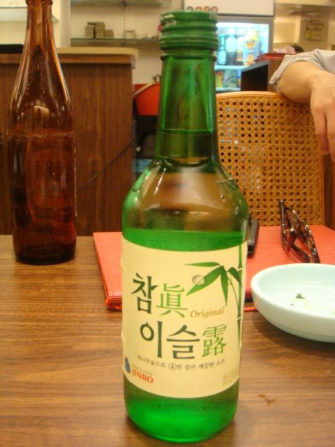"""[高麗棒]--韓國清酒""""真露"""""""
