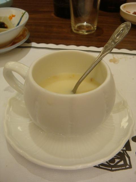"""[高麗棒]--飯後甜點""""松子茶"""""""