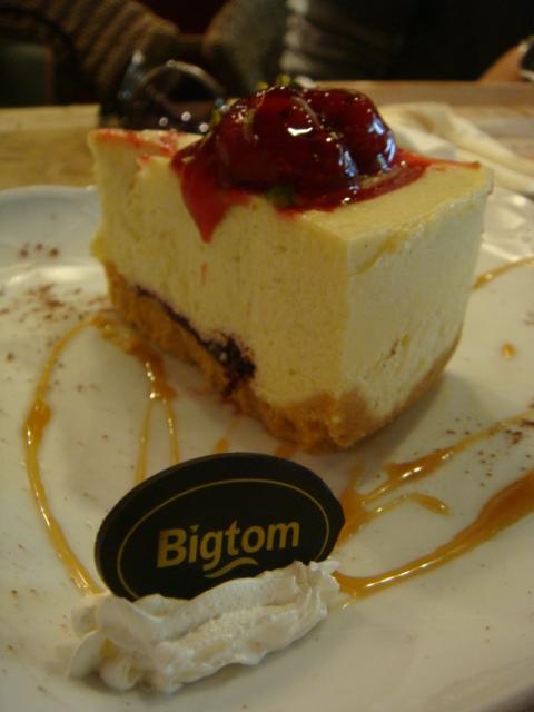 [BIG TOM]--櫻桃起司蛋糕