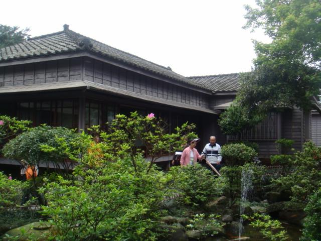 [金瓜石]--不說還以為這裡是日本呢
