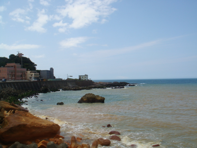 [金瓜石]--這裡是陰陽海!!