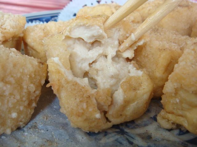 [竹子湖]--外酥內軟的豆腐!小鄉燙