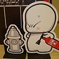 [C.I.BOYS公仔]-消防栓