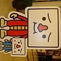 [C.I.BOYS公仔]-豆腐爸和豆腐小孩