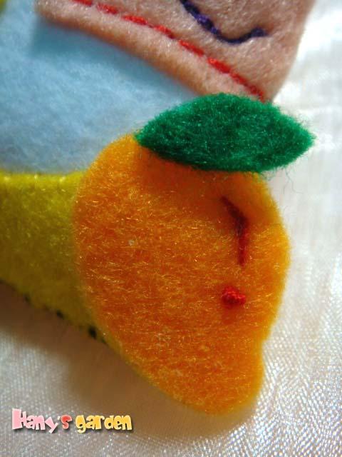 我最愛的芒果口味!