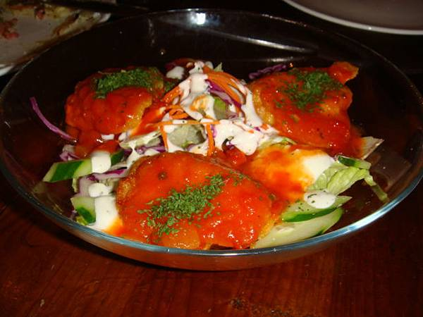 [德義坊]--雞肉沙拉
