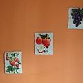我喜歡廚房的顏色還有壁貼