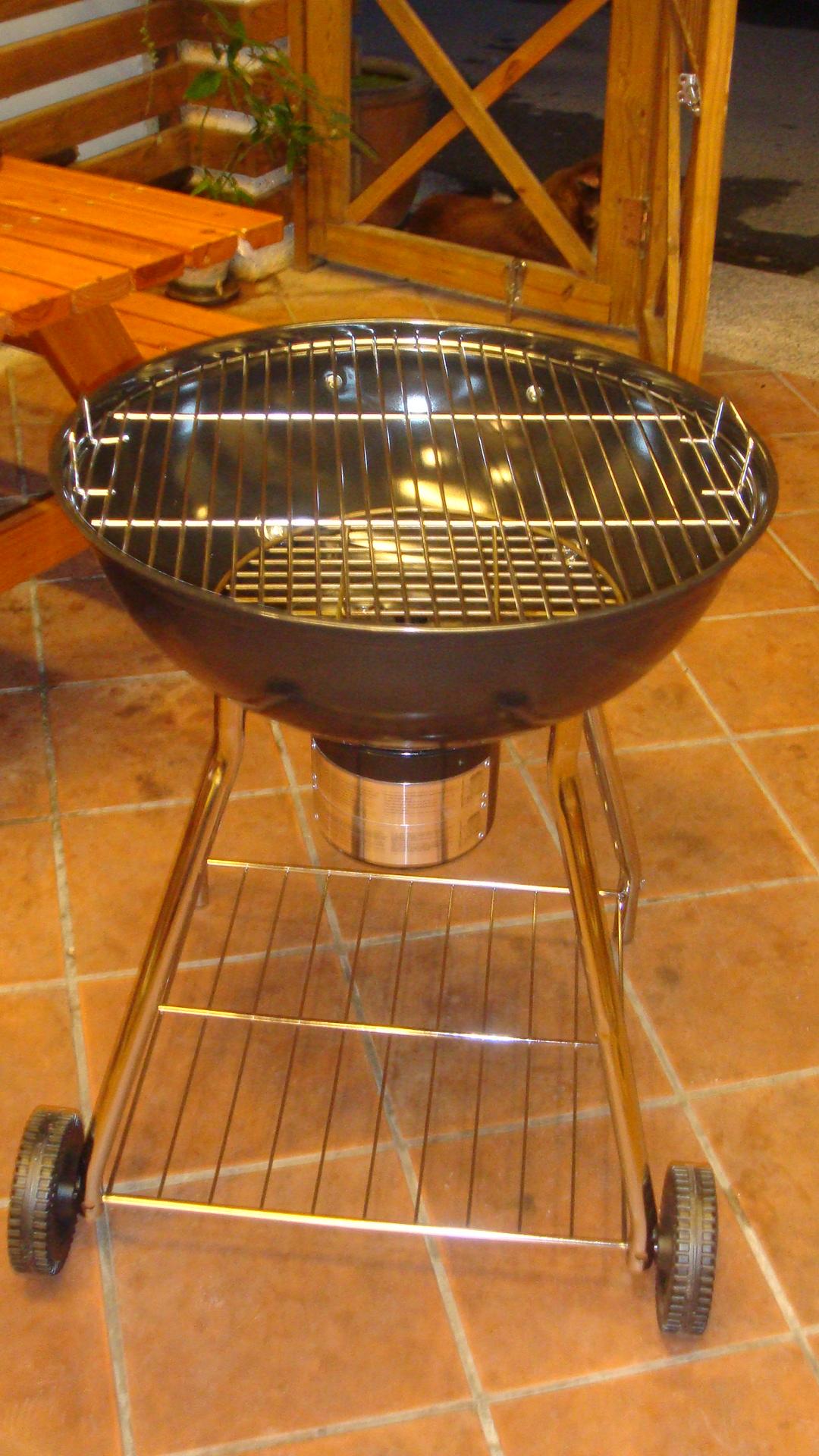 全新烤肉爐