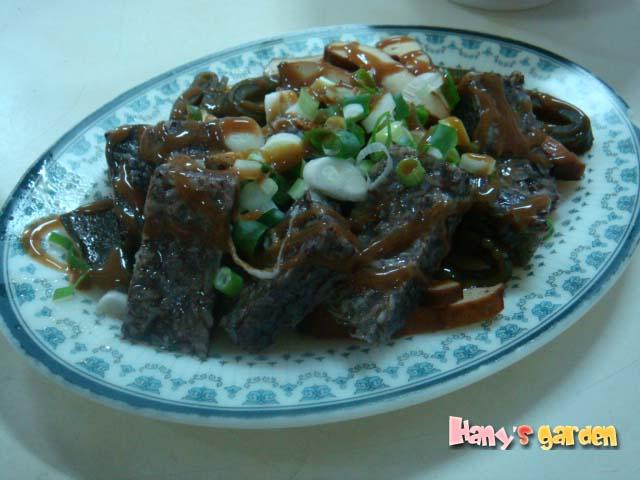 [老侯麵館]-小菜