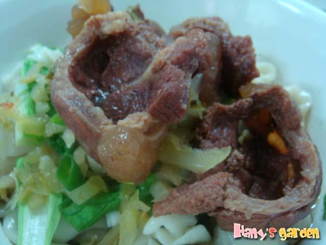 [老侯麵館]-牛肉好吃