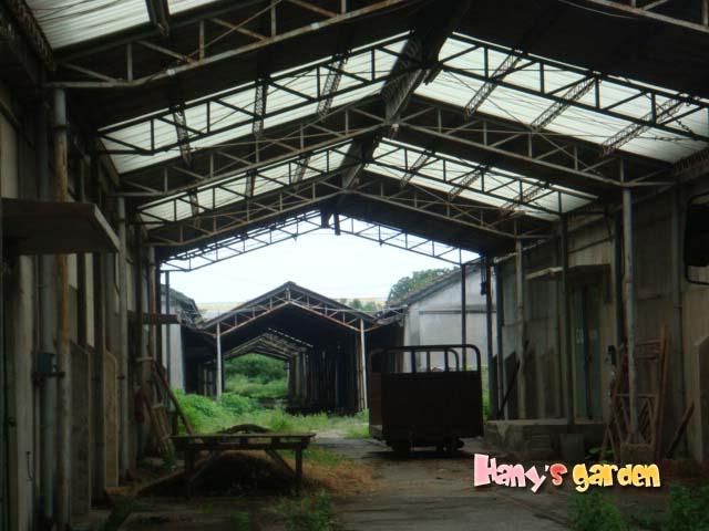 廢棄的廠房