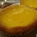 『香港檀島咖啡餅店』--金黃色的外表