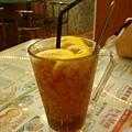 『香港翠華餐廳』--必點凍檸茶